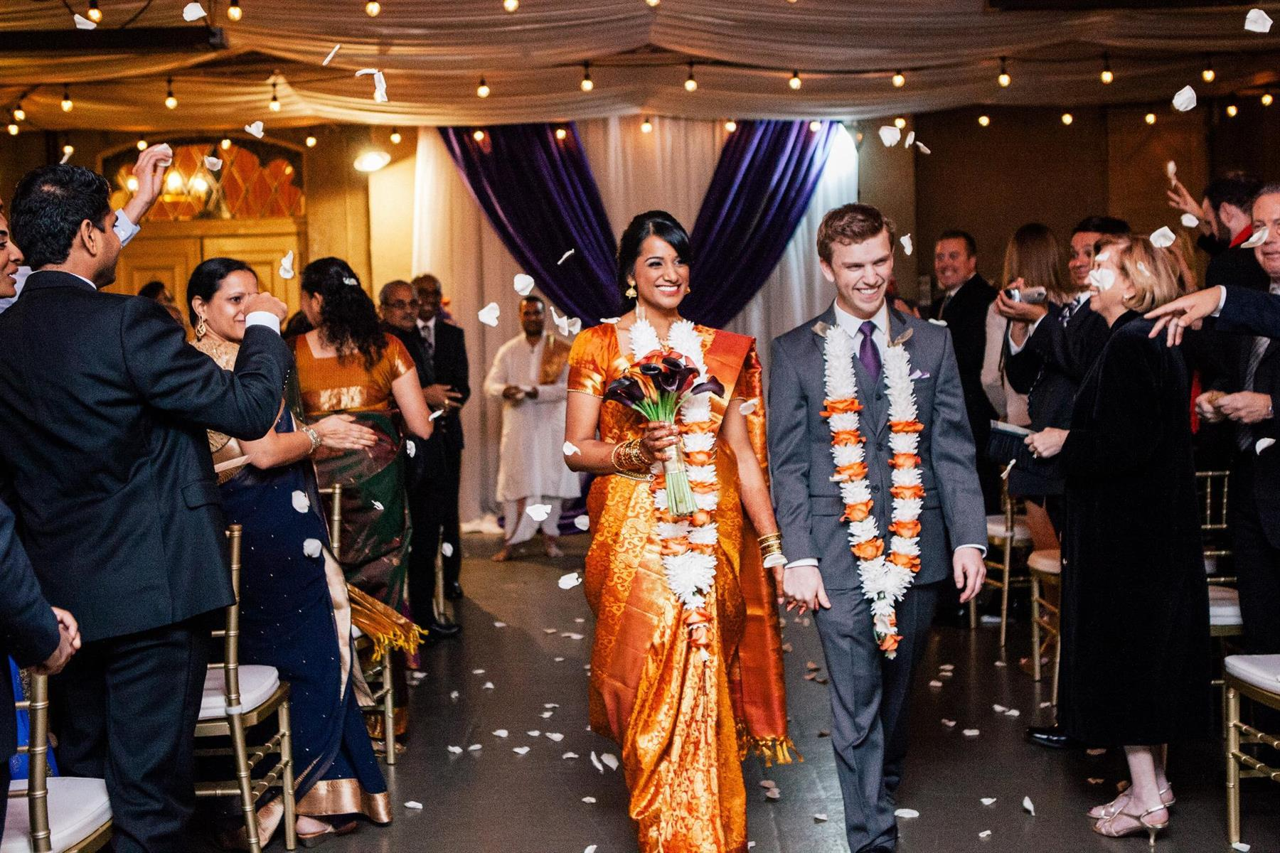 Terrace Wedding Berkeley City Club